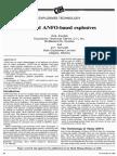 Blended ANFO-based Explosives