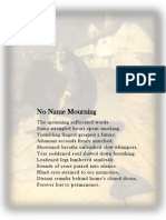 No name mourning