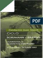 Brahms-Schumann