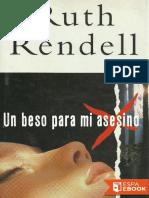 Un beso para mi asesino - Ruth Rendell.epub