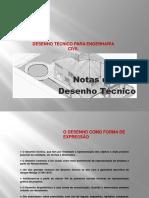 Desenho técnico (arquitetura)