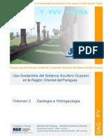 Sistema Acuífero Guarani Paraguay