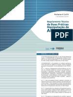 Regulamento Boas Praticas Ma 1348854627