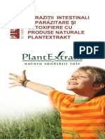 Mini Ghid Plantextrakt Parazitii Intestinali 2017