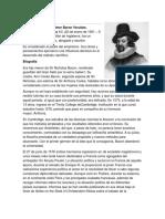 Biografia de Franciso Bacon