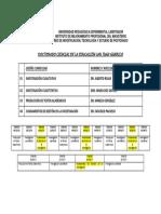Cronograma Con Ajustes 04 Dic 2016