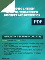 Neurotic, Depression and Stress (Fk Unair)