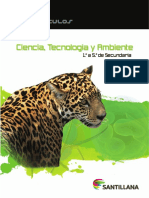 Ciencia, Tecnología y Ambiente (Muestra) - Santillana