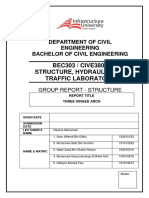 Structure Lab-three Hinge Arc