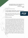 Servir 105-2001 - REQUISITOS DE PROCEDENCIA