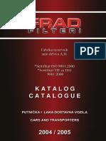 FRAD - Putnicki Program