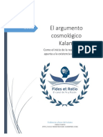 El Argumento Cosmologico Kalam - Fides et Ratio.pdf