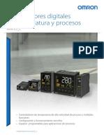 Brochure Temperature Controllers-Series E5_C_2016