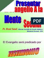 01-Cómo presentar el Evangelio a la mente secular.ppt