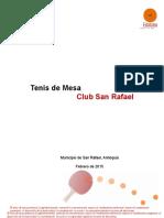 TenisMesaClubSanRafael Estatutos 2015