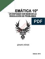 Math Book Grupo Fenix 10 v.2013