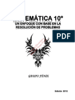 Math Book Grupo Fenix 10 v.2013