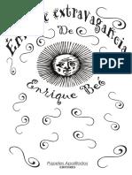 ENRIQUE BEÓ - Enrique extravagancia (2008)
