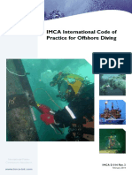 IMCAD014 International Code of Practice Diving
