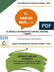 Presentación Meci Cgq