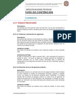 2- Especificaciones Tecnicas de Muro de Contención Definitivas