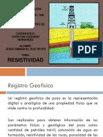 Presentación RESISTIVIDAD