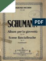 Robert Schumann - Álbum Para a Juventude (1848)