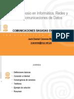 Comunicaciones Basadas en Telefonia Ip (Praxitec)