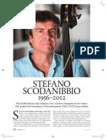 Stefano Scodanibbio Obituario