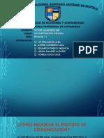 Punto 3como Mejorar El Proceso de Comunicaciony 4 Como Promover..