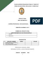 Producto Final 35% Matemática I-Inicial C-2017