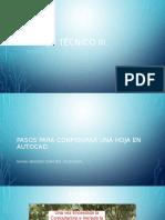 Raynel Benders Doroteo, LR-15-10971, Pasos Para Configurar Hoja, Sabados, 8.10.16