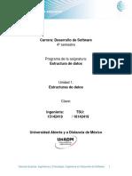 Informacion General de La Asignatura DEDA