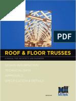 Roof-Floor Truss Manual