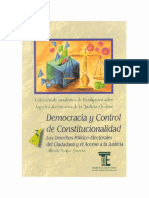BEGNE GUERRA, ALBERTO - Democracia y Control de Constitucionalidad.pdf