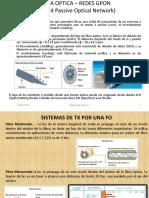 GENERALIDADES FIBRA OPTICA