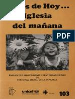 CELAM - Niños de hoy... iglesia del mañana - CELAM, 1988.pdf