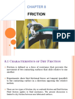 Ch 8 Friction