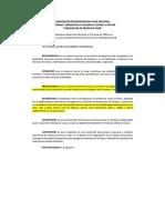 Convención Belém Do Pará