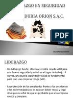 Liderasgo - Peña Ulloa