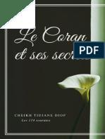 le coran et ses secrets