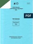 Naskah Soal SBMPTN 2015 Tes Kemampuan Dasar Sosial dan Humaniora (TKD SoshumKode Soal 721 by [pak-anang.blogspot.com].pdf