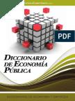 Diccionario de Economía Pública - Santiago Álvarez García.pdf