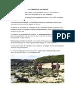 Costumbres de Galapagos