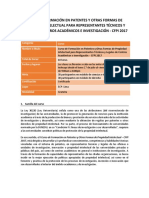 CFPI 2017 - Tecnico