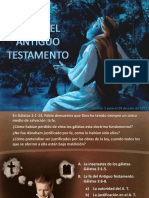 La Fe Del Antiguo Testamento