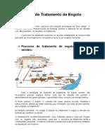 Licenciamento Ambiental - Gerenciamento de Residuos Solidos - Tipos de Tratamentos de Esgotos Aerobico e Anaerobico