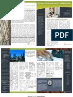 Finance Club Newsletter