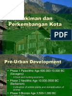 Pemukiman Dan an Kota