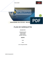 Proyecto Plan de Marketing